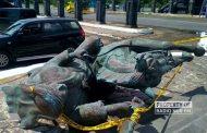 Begini Kisah Patung Diponegoro Berkuda yang Tumbang Karena Diterpa Angin