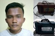 Curi Alat Las Listrik, Remaja di Rembang Diringkus Polisi