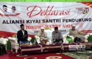 Kyai Santri Jateng - Jatim Gelar Halaqah, Tetapkan Pilihan Calon Presiden