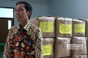 Pemilu Sebulan Lagi, KPU Rembang Masih Kekurangan 537 Ribu Surat Suara