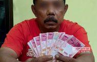 Polisi Bekuk Pengedar Uang Palsu di Rembang, Ini Identitas Pelakunya