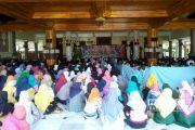 Jelang UN, Ribuan Pelajar di Rembang Istighosah Bersama IPNU IPPNU