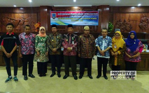 Pemkab Akui Perda RPJMD 2016 – 2021 di Rembang Masih 'Semrawut'