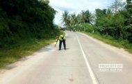 Tabrak Truk yang Rem Mendadak, Pasutri Asal Tuban Tewas
