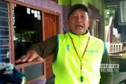 Joko, Juru Parkir Tuna Wicara dari Rembang yang Berteriak Lewat Peluit