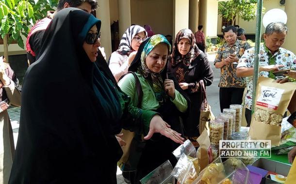 Kunjungan Kepresidenan Iran Ke Rembang - berita rembang