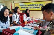 Hari Terakhir Pendaftaran, Ratusan 'Pelamar' Padati Polres