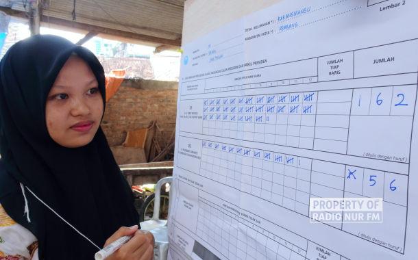 Unggul 74 Persen Suara Jokowi – Amin - berita pemilu
