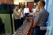 Polisi Sita 1.750 Botol Miras di Awal Ramadhan Ini
