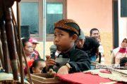 Uniknya Perpisahan Siswa SD di Kragan, Ada Dalang Soponyono