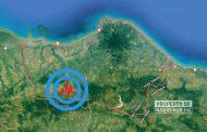 Tanah Bergetar Semacam Gempa Bumi Dirasakan Warga Rembang