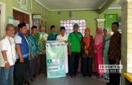 Kunjungan Cinta PCNU Rembang Bikin Haru Para Pasien Dhuafa