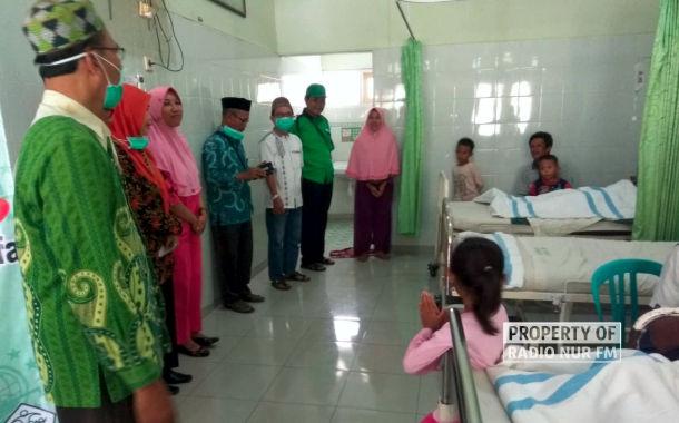 Kunjungan Cinta PCNU Rembang - berita rembang