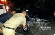 Begini Kronologi Kecelakaan Rombongan Mobil Pejabat Rembang