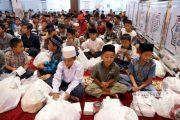Gerakan Ramadhan Semen Gresik, Santuni Ratusan Yatim Piatu di Rembang