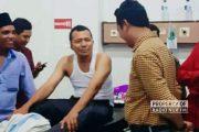 Wakil Ketua DPRD Rembang Terlibat Kecelakaan Beruntun, Sejumlah Orang Terluka