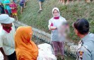 Warga Sale Temukan Jasad Bayi di Saluran Irigasi