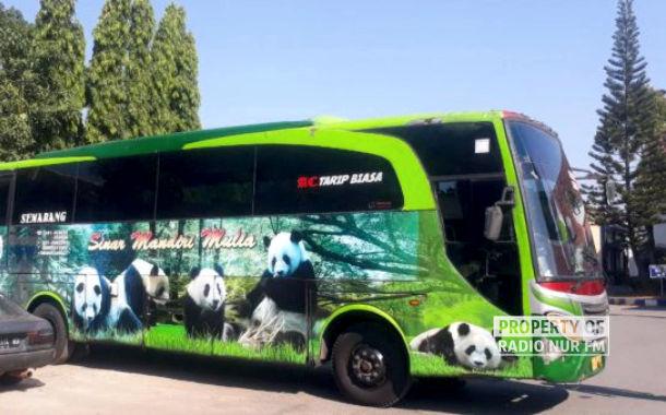 Ugal-ugalan, Sopir Bus AKAP Diamankan Polisi Rembang