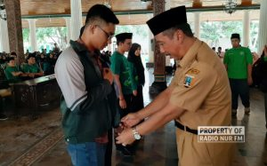 Ratusan Mahasiswa KKN di Rembang - berita rembang