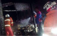 Diduga Korsleting Listrik, Rumah Milik Petani di Bulu Ludes Terbakar