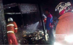 Rumah Milik Petani di Bulu Ludes Terbakar