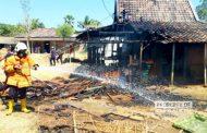 Satu Rumah Terbakar, Nenek Pemilik Rumah Ikut jadi Korban
