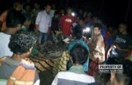 Pamit Keluar Rumah, Sukarton Ditemukan Tewas Gosong Terbakar