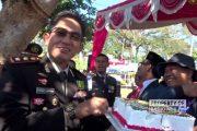 Tasyakuran HUT Bhayangkara di Rembang Sempat Memanas, Wartawan 'Cekcok' dengan Oknum Polisi