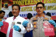 5 Orang Ditangkap Polisi, 3 Gram Sabu-Sabu Jadi Barang Bukti