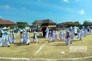 Ribuan Murid RA di Rembang Ikuti Manasik Haji