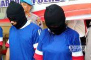 Edarkan Sabu-Sabu, Pasangan Calon Pengantin Diringkus Polisi