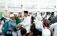 Jemaah Haji Asal Rembang Pulang, Jumlah Berkurang Dibanding Pemberangkatan