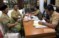 Sejumlah Kades di Rembang Datangi Gubernuran, Protes Aturan 'Baru' Pilkades