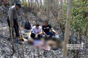 Kakek Asal Rembang Ditemukan Tewas di Tengah Kepungan Kebakaran Lahan