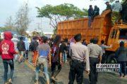 Jelang Laga PSIS – Persebaya, Bonek 'Dicegat' di Rembang