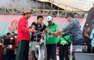 Rangkaian Peringatan Hari Tani di Rembang, Dibuka dengan Sepeda Santai