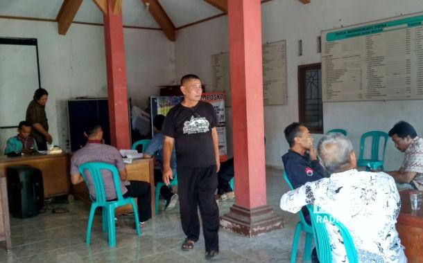 Pilkades desa Sumberjo Rembang - Berita Rembang