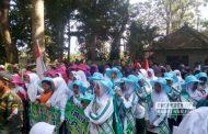 Sambut Tahun Baru Hijriyah, Ribuan Nahdliyin Meriahkan Pawai Muharam