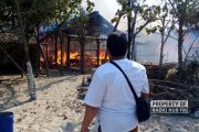 Diduga Akibat Bakar Sampah, Sembilan Rumah di Kragan Terbakar, Tiga Ludes