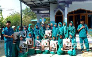 SMK Hidayatul Muslimin Sedan Kenang Mbah Moen