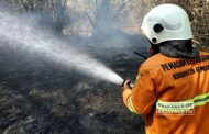 Total Terdapat 108 Insiden Kebakaran di Rembang Sejak Januari 2019