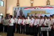Calon Kades se Kecamatan Sulang Berikrar Pilkades Damai