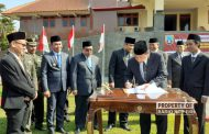 Perjanjian Hibah Disahkan, Ini Besaran Dana untuk Pilkada di Rembang