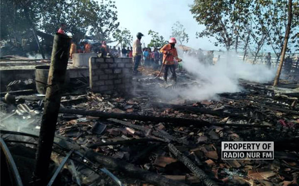 Data Kebakaran di Kabupaten Rembang 2019 - berita rembang