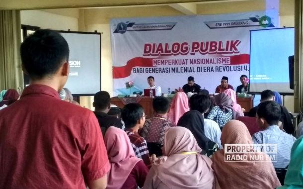 Hadapi Era 4.0, Mahasiswa di Rembang Diskusikan Kontroversi Jati Diri Kaum Milenial