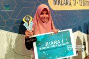 Gebyar Brawijaya Qur'ani, Siswi Asal Rembang Sabet Juara I