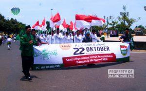 Hari Santri Nasional Tingkat Jateng Digelar di Rembang