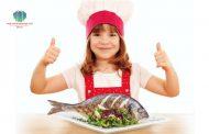 Tak Hanya Tingkatkan Kecerdasan, Makan Ikan Juga Perbaiki Kualitas Tidur Anak
