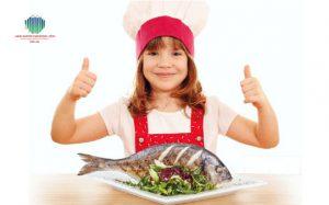 makan ikan tingkatkan kecerdasan kualitas tidur anak