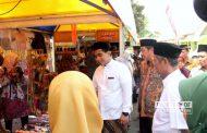 Pameran UMKM Santri Tandai Pembukaan HSN Tingkat Jateng di Rembang